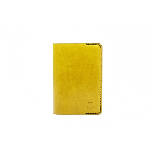 Small Notebook Yellow