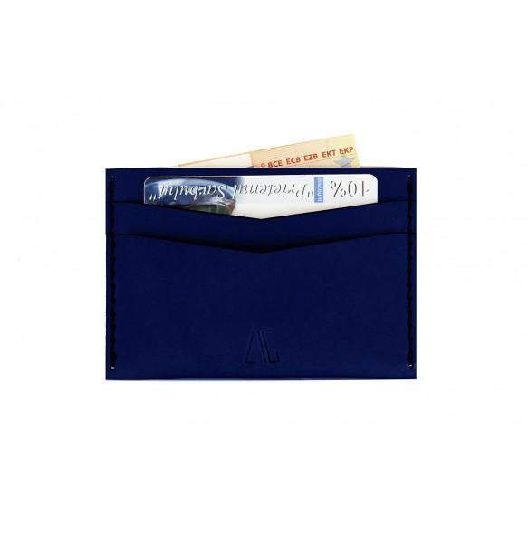Mini Wallet Blue