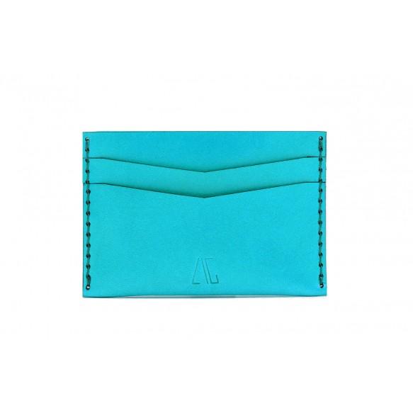 Mini Wallet Turquoise