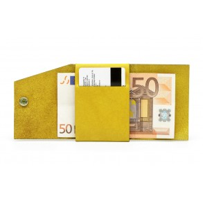 Smart Wallet Yellow