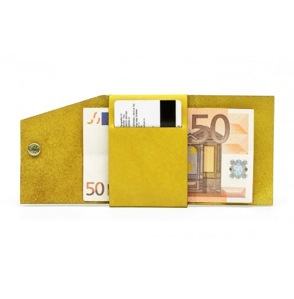 Smart Wallet Yellow