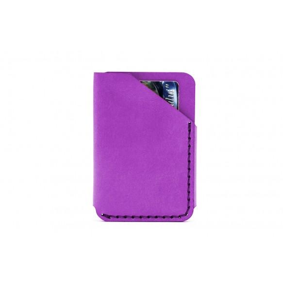 Card Holder Purple