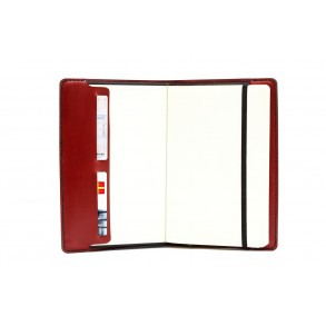 Large Notebook  Bordeaux