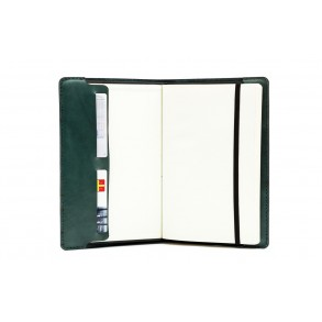 Large Notebook Green
