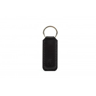 Wide Keychain Black