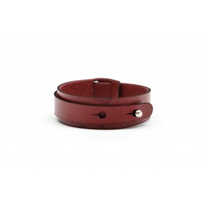 Adjustable Bracelet Bordeaux