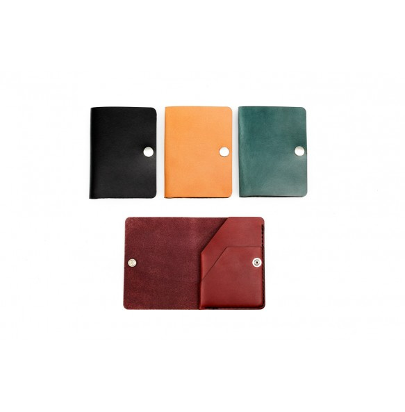 Smart ID Wallet Green