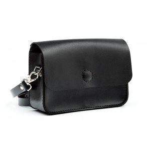 Mini Crossbody Bag Black