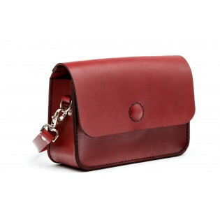 Mini Crossbody Bag Bordeaux