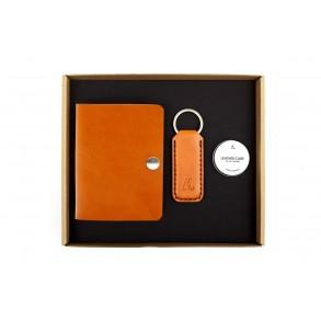 Smart ID Wallet/Wide Keychain Set