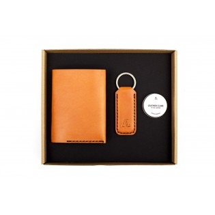 IOAN Wallet/Wide Keychain Set
