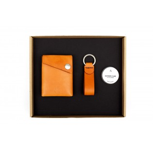 Smart Wallet/Keychain Set