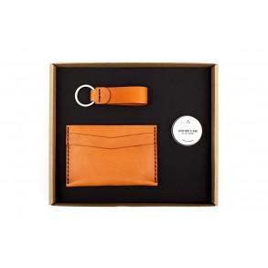 Mini Wallet/Keychain Set