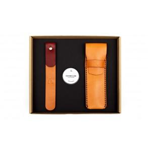 Pen Case/Studded Bookmark Set