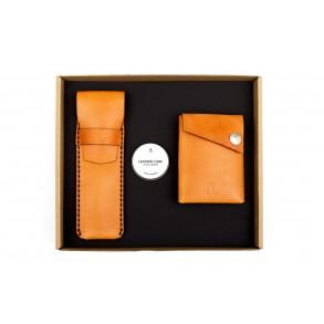 Smart Wallet/Pen Case Set
