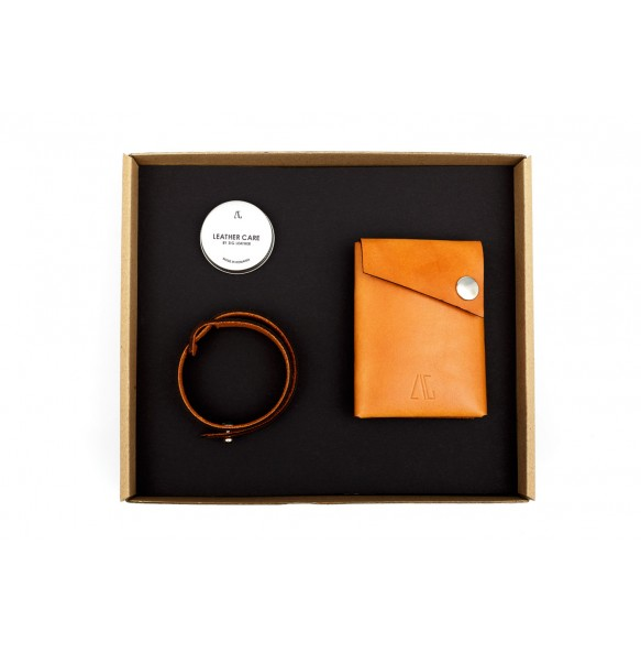 Smart Wallet/Adjustable Bracelet Set