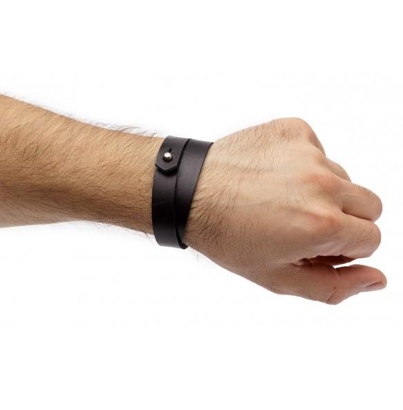 Double Wrap Bracelet  Black
