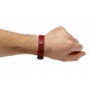 Unisex Bracelet Bordeaux