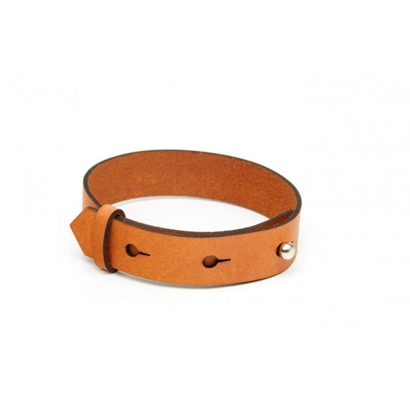 Unisex Bracelet Brown