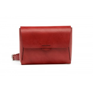Mini Smart Bag Bordeaux
