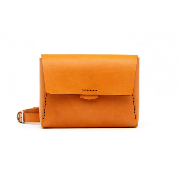 Mini Smart Bag Brown