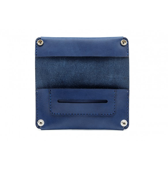 Tobacco Pouch Blue