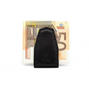 Magnetic Money Clip Black