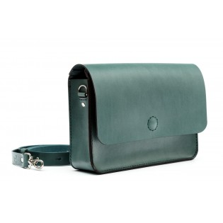 Messenger Bag Green