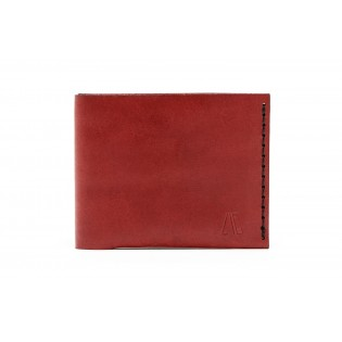 Men Classic Wallet Bordeaux