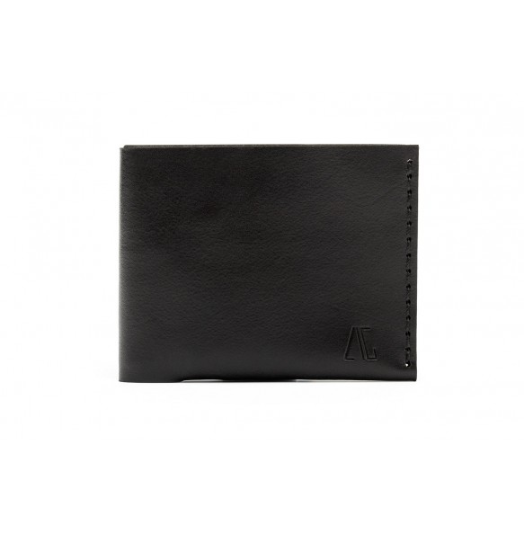 Men Classic Wallet Black
