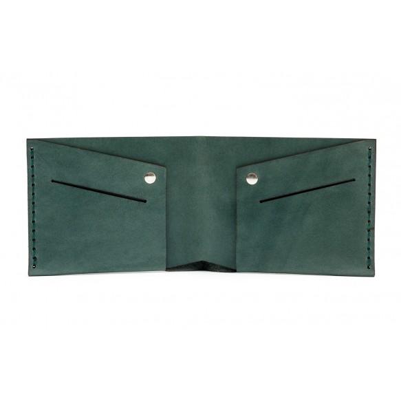 Classic Wallet Green