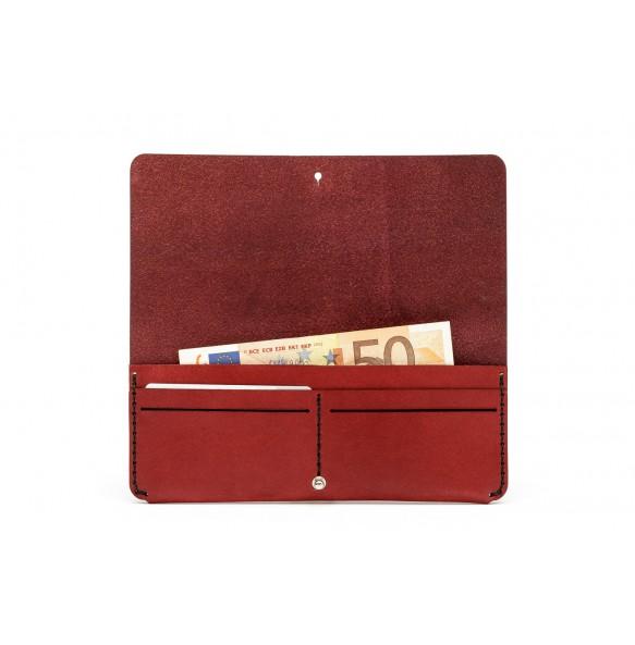 Clutch Wallet Bordeaux