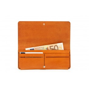 Clutch Wallet  Brown