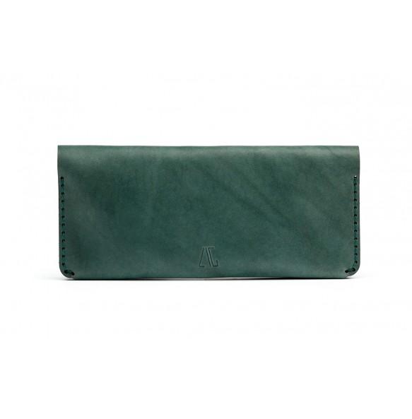 Clutch Wallet Green