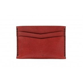 Mini Wallet Bordeaux