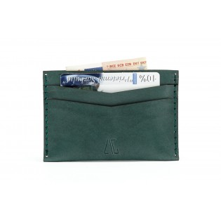 Mini Wallet Green