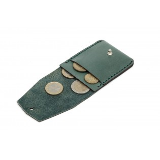 Coin Wallet Green