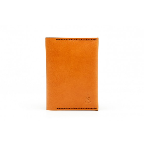 Passport/Notebook Wallet Brown