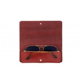 Sunglasses Case Bordeaux