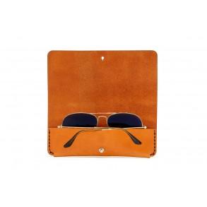 Sunglasses Case Brown