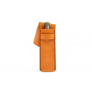 Pen Case Brown