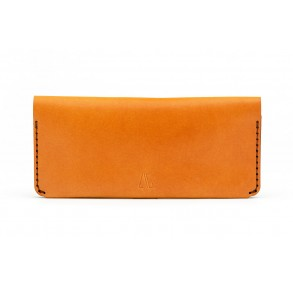 Women Long Wallet Brown