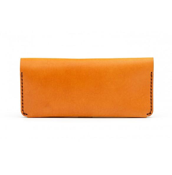 Women Long Wallet Brown